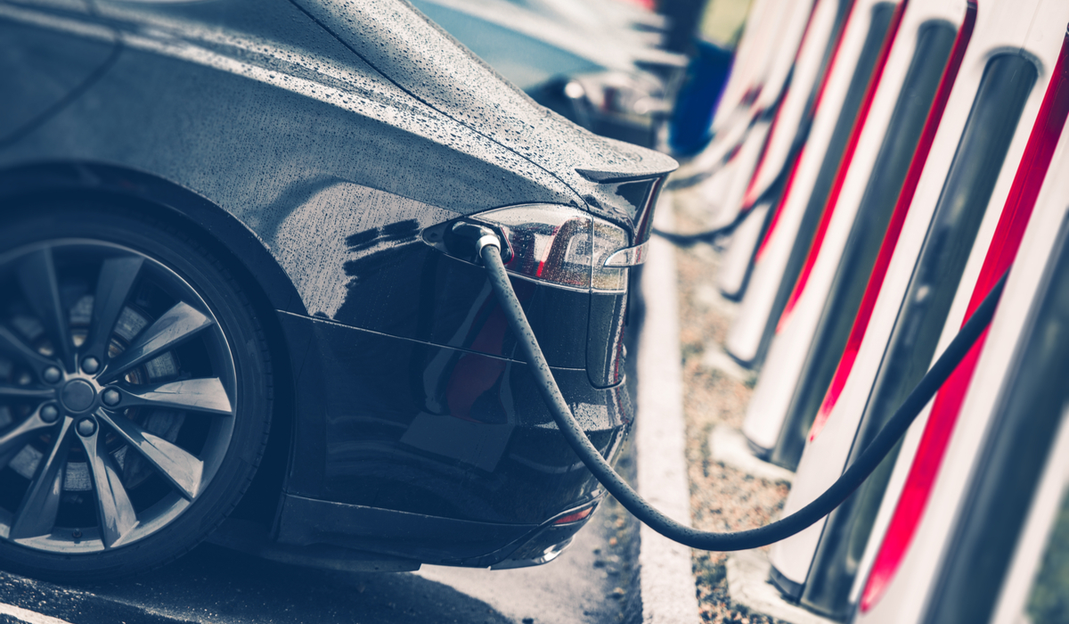 Electric vehicle charging and grid resilience.