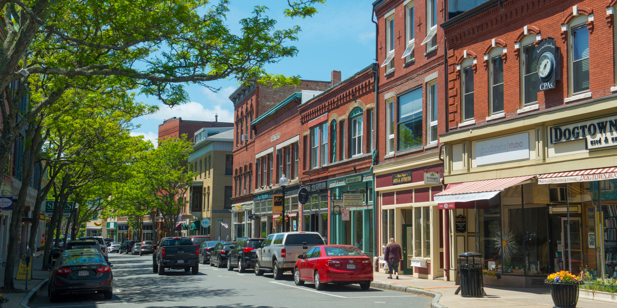 Small Business Energy Efficiency
