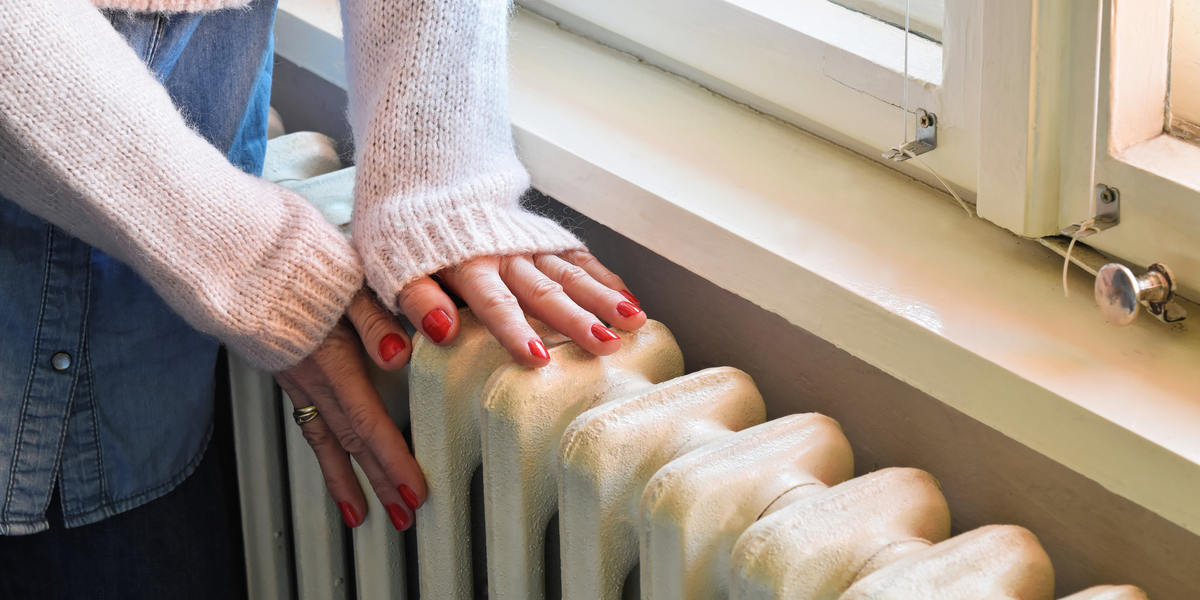 Home Winter Energy Costs