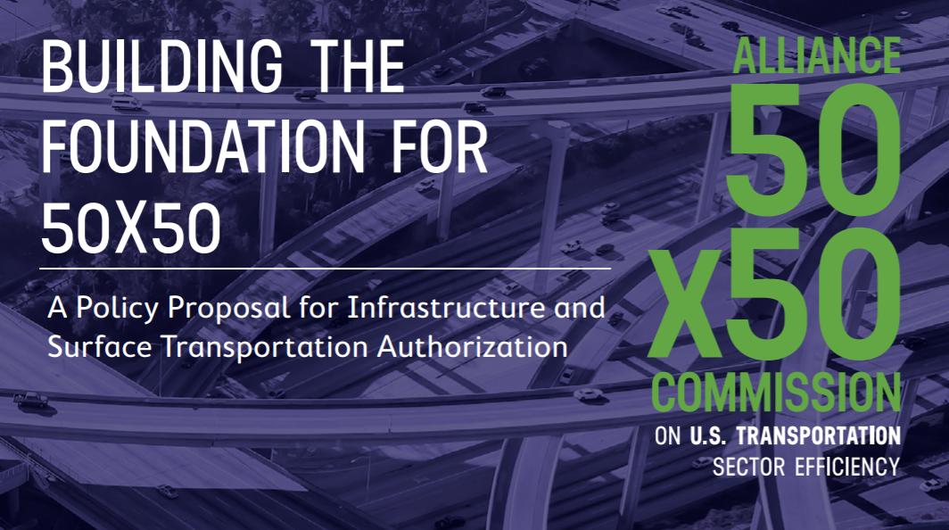 50x50 Infrastructure Report.