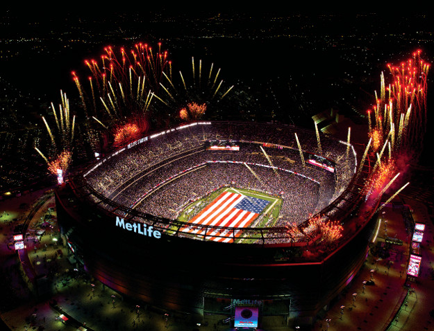Here Are The Nfl S 5 Most Energy Efficient Stadiums