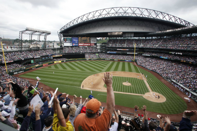 Seattle Mariners Safeco Field in Washington