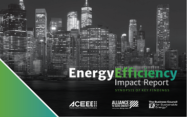 Energy Efficiency Impact Report