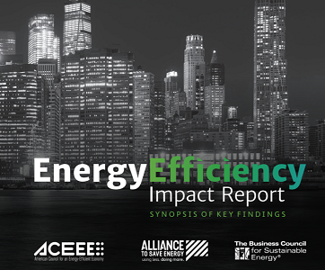 Energy Efficiency Impact Report.