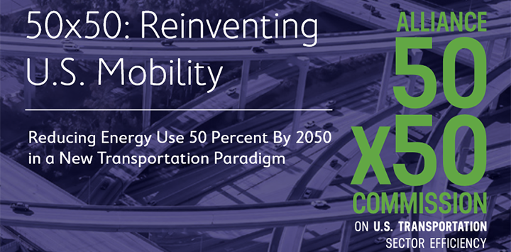 Reinventing US Mobility