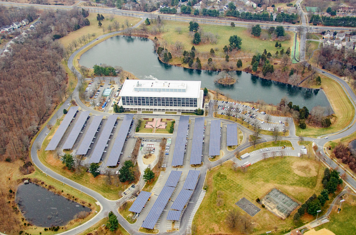 Montgomery County microgrid.