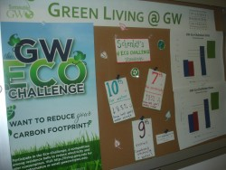 George Washington University Saves Energy