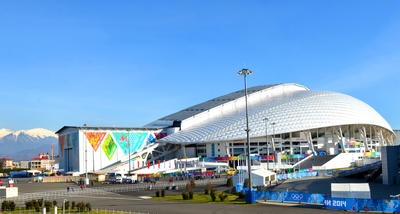 Fisht Olympic Stadium has several energy efficiency features
