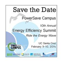 PowerSave Campus 10th Annual Energy Efficiency Summit