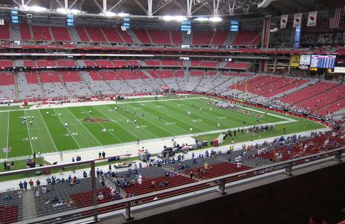 Nfl Stadiums Continue To Support Energy Efficiency And