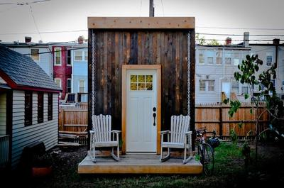 small appliances for tiny houses. While Designing And Building His Home, Austin Consciously Chose More Environmentally Friendly Energy Efficient Materials Appliances \u2014 The Small Size For Tiny Houses Y