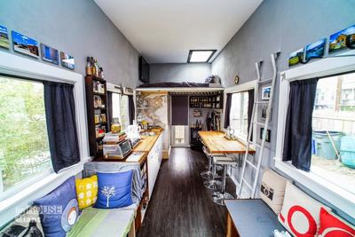 Marvelous Tiny Homes Are Big On Energy Efficiency Alliance To Save Energy Largest Home Design Picture Inspirations Pitcheantrous