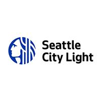 Seattle City Light logo.