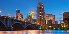 St. Paul, Minnesota is a leader in energy efficiency policy and practice.