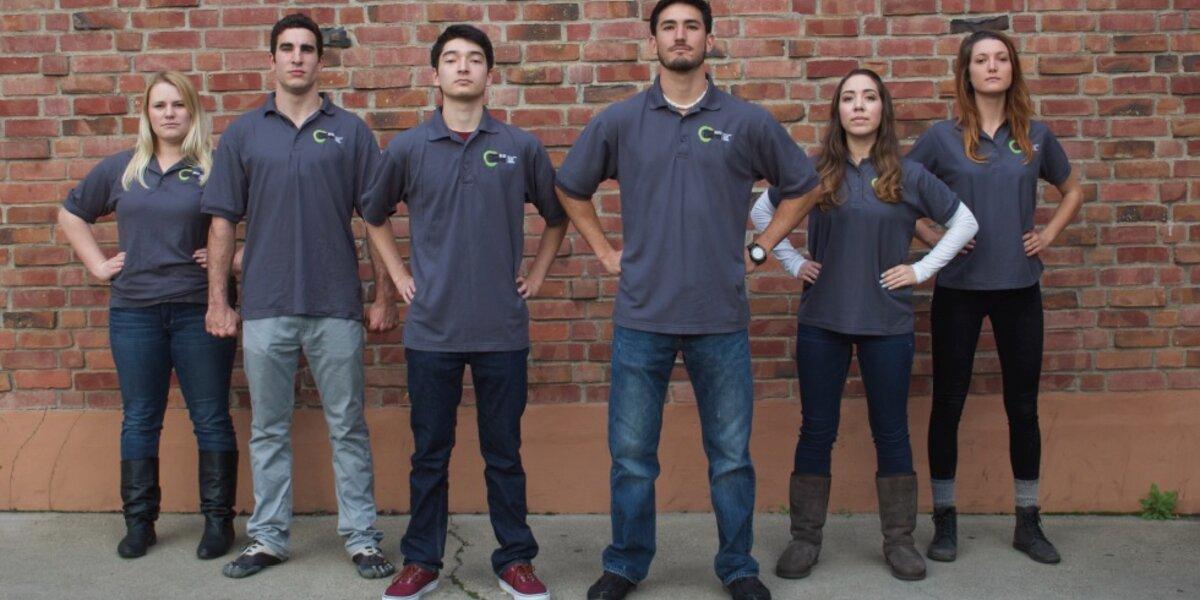 PowerSave Campus students lead their schools in energy efficiency programs.