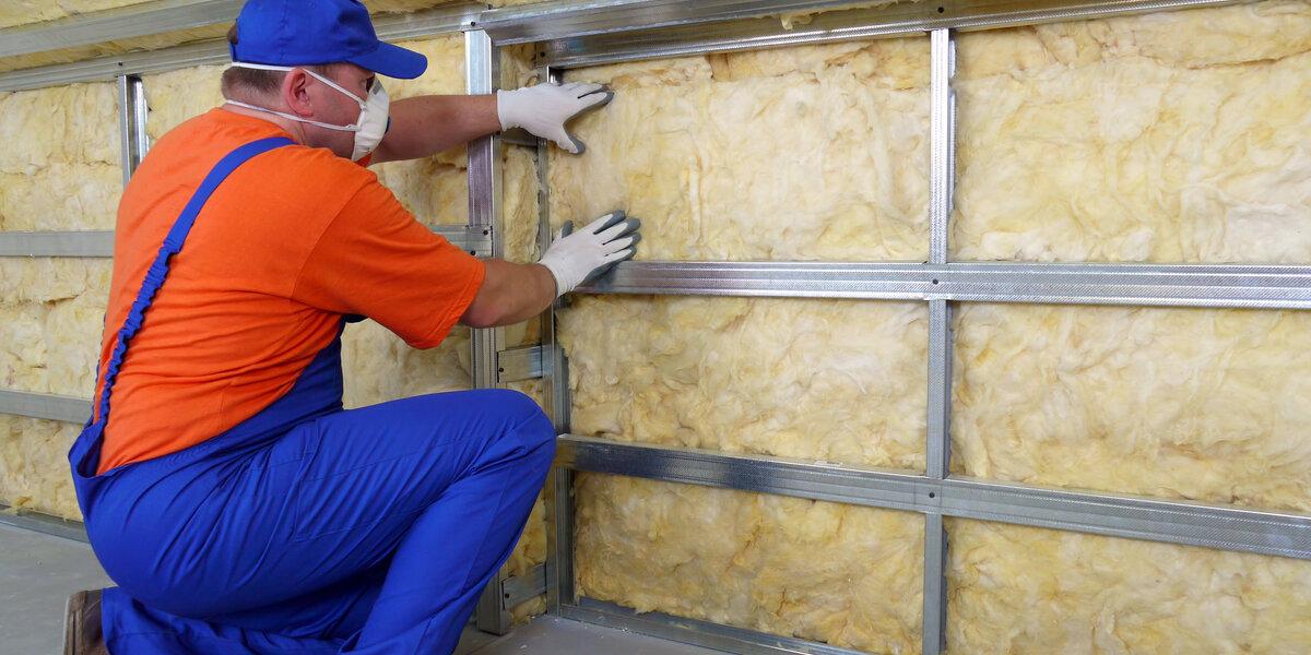 Energy efficiency worker.
