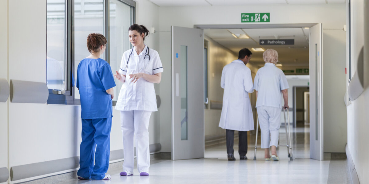 Hospitals can save money through increased energy efficiency.