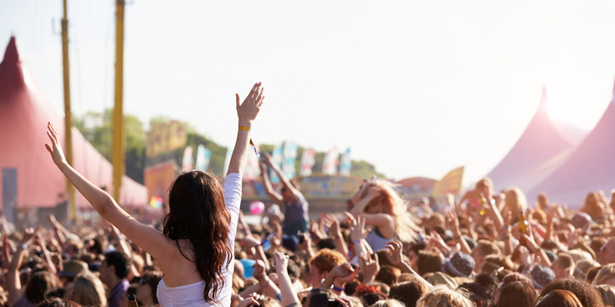 Music festivals are increasing their energy efficiency efforts.