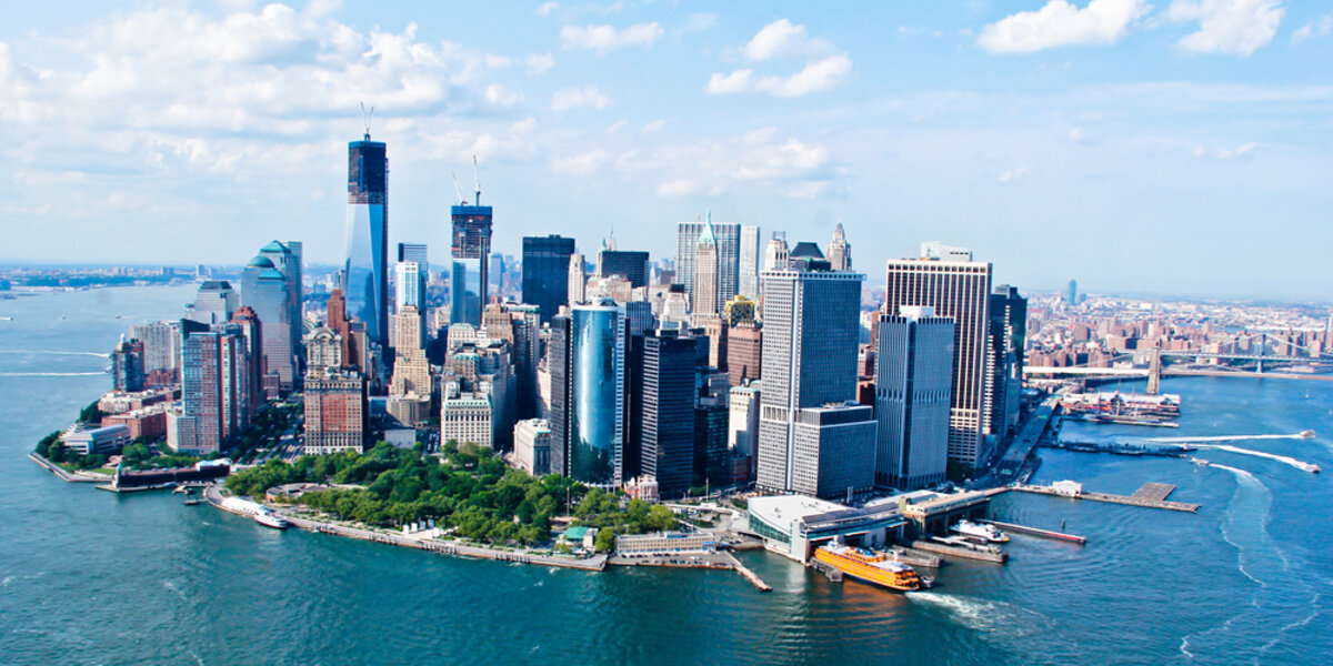 New York City is a leader in energy efficiency policy.