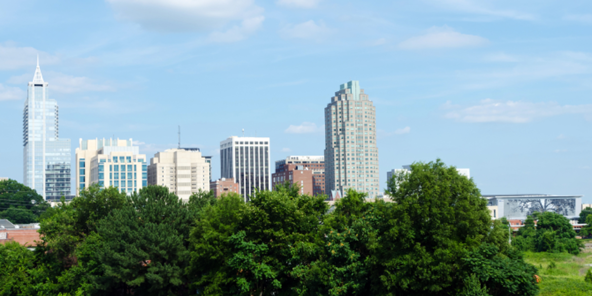 Raleigh is a hub for energy efficiency innovation.