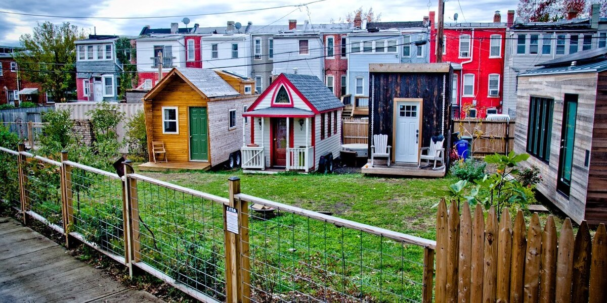 Tiny Homes Are Big On Energy Efficiency
