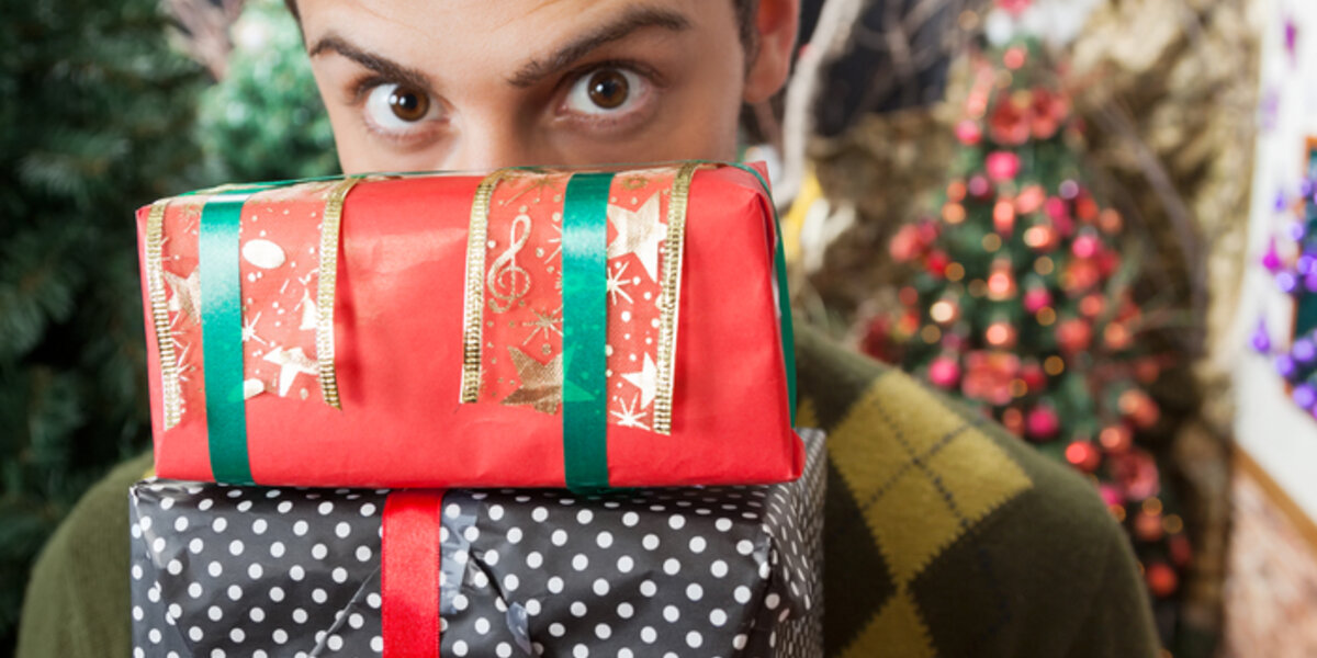 Holiday Christmas gift guide.