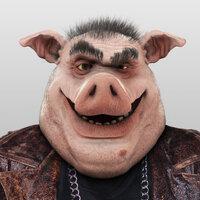 Mr. Energy Hog